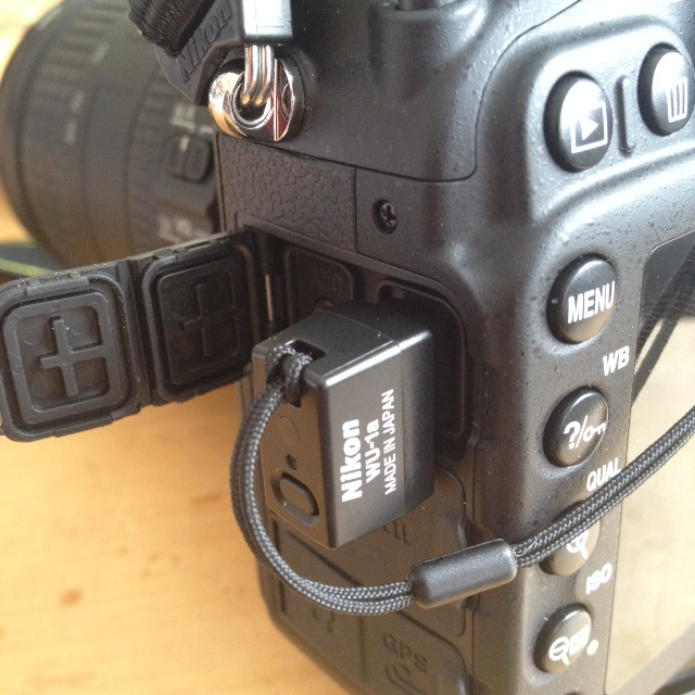The Nikon Wu 1a Wireless Mobile Adapter Red Heart Photography
